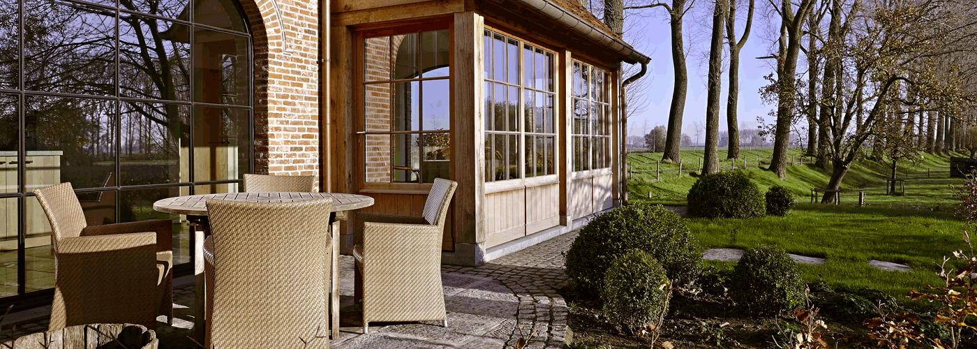 B&B De Dijkhoeve en Vakantiewoning Het Landhuis