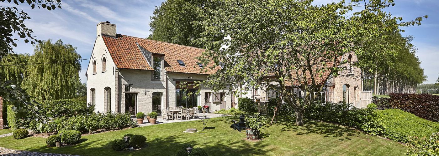 De Zonnebrug | B&B en Vakantiewoning te Sint-Laureins (Sint-Jan-in-Eremo)