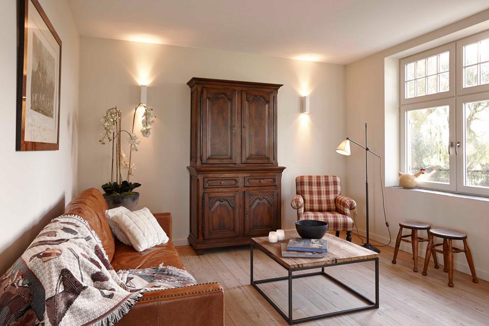 Landhuis-woonkamer | © fotograaf Jan Verlinde