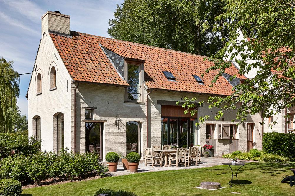 Landhuis-living room | © fotograaf Jan Verlinde