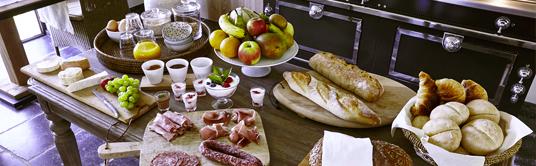 Luxueus ontbijten @ De Zonnebrug