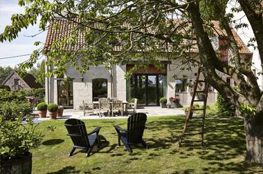 De Zonnebrug | Chambres d´Hôtes et maison de vacances à Sint-Laureins (Sint-Jan-in-Eremo) © fotograaf Jan Verlinde